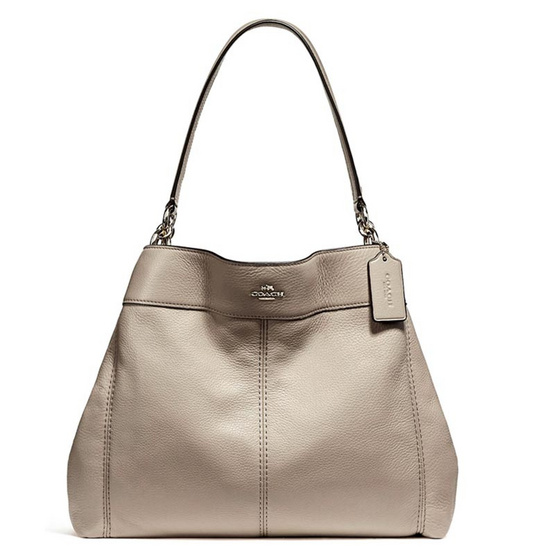 COACH กระเป๋า F27593 LEXY SHOULDER BAG (SVFO) [MCF27593SVFO]