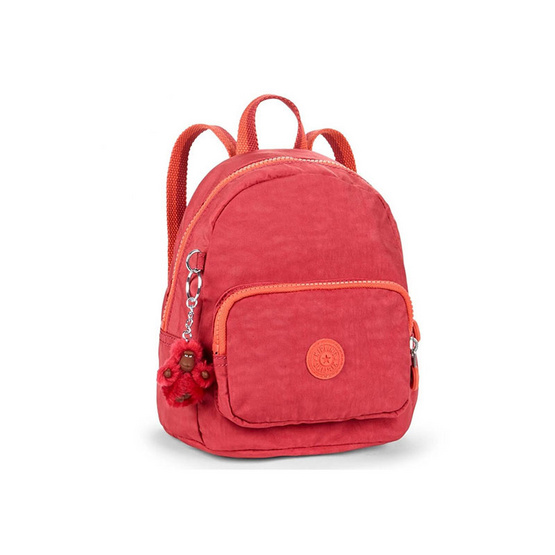 Kiping กระเป๋าเป้ Munchin Mini Backpack - Punch Pink C [MCK23400T13]