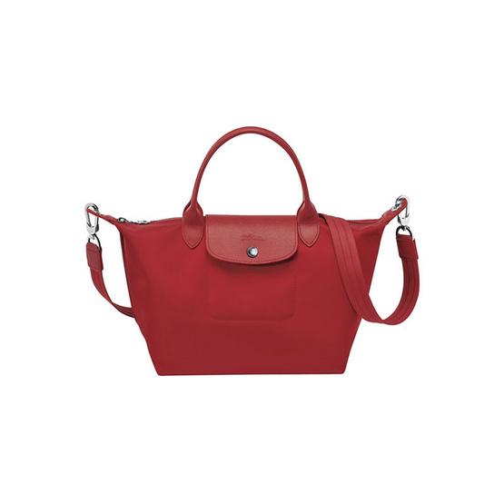 Longchamp กระเป๋า Le Pliage Néo Small Handbag - Rouge [MCL1512578545]