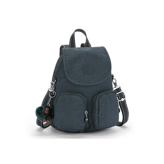 Kipling กระเป๋าเป้ Firefly UP - Deep Emerald C [MCK1288789W]