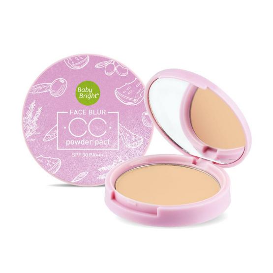 Baby Bright Face Blur CC Powder Pact SPF30 PA+++ 12 g #23 Natural Bright