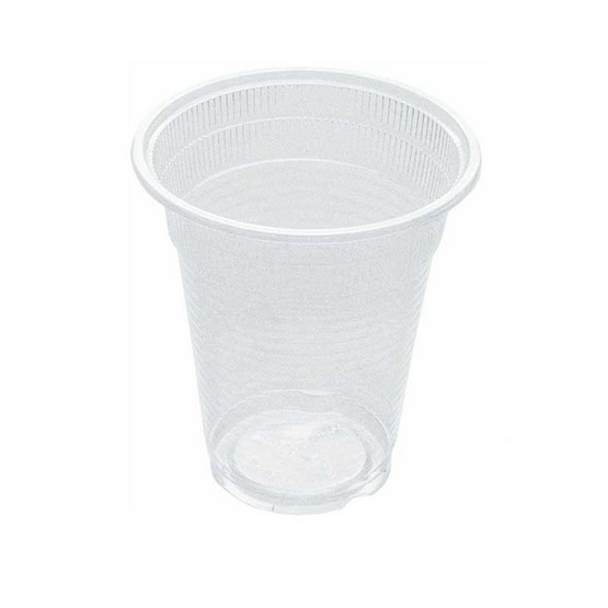 MP แก้วใส ลอน 10 oz. 85 mm (50 ชิ้น x 2 แพ็ค)