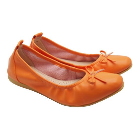 Sofit รองเท้าแฟชั่น Microfiber รุ่น SPM160OR สีส้ม