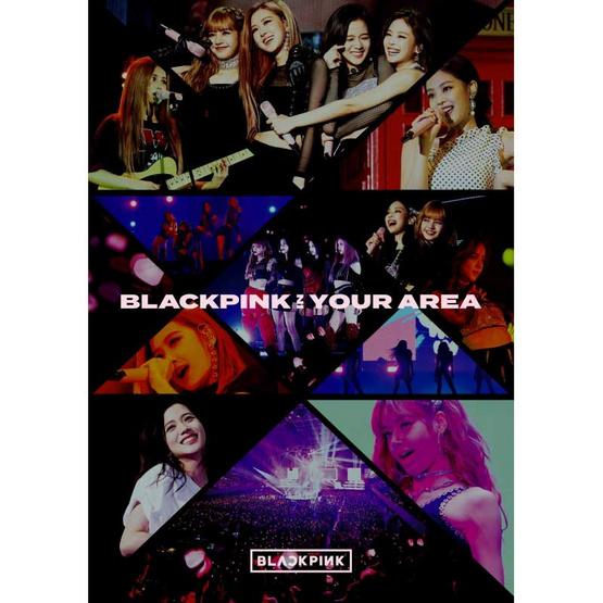 BLACKPINK IN YOUR AREA [Photobook]