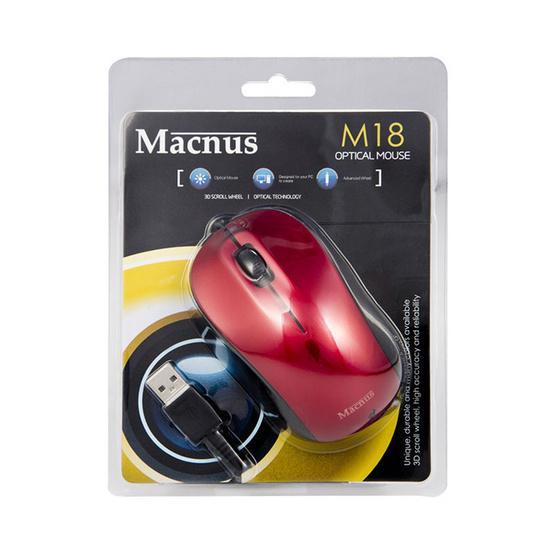 MACNUS Optical Mouse M-18