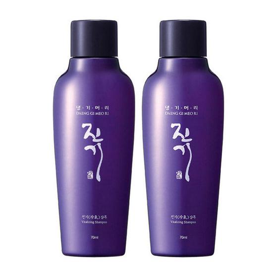 Daeng Gi Meo Ri Vitalizing Shampoo 70 ml x 2