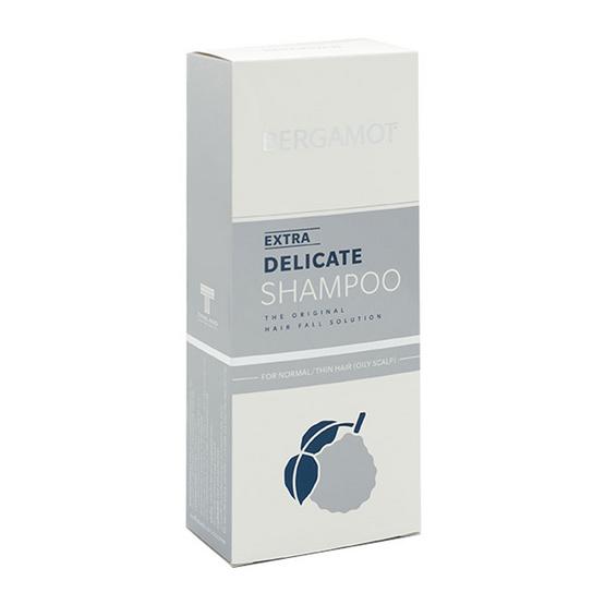 BERGAMOT EXTRA DELICATE SHAMPOO 200 ml