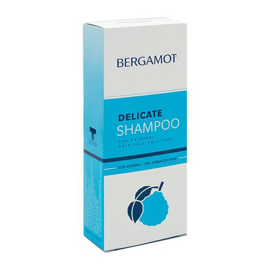 BERGAMOT DELICATE SHAMPOO 200 ml