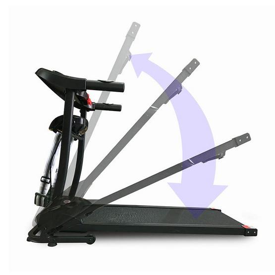 Major Sport Treadmill รุ่น L510D-Belt Multifunction Series ลู่วิ่ง-เดินไฟฟ้า มอเตอร์ 1HP พร้อมเครื่องปั่นเอวในตัว (ส่งต่างจังหวัด)