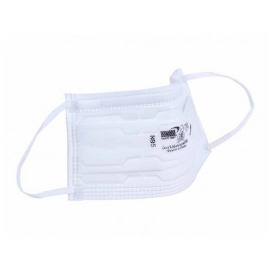 YAMADA หน้ากากอนามัย N95 รุ่น หายใจสะดวก 3230 (เดี่ยว)