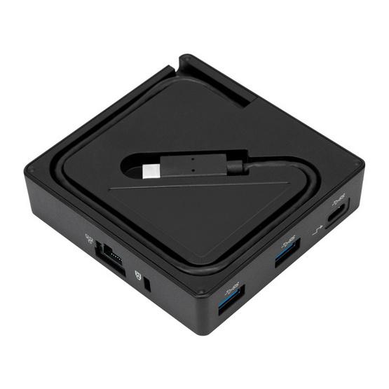 Targus USB-C Alt-Mode Travel Dock w/ PD