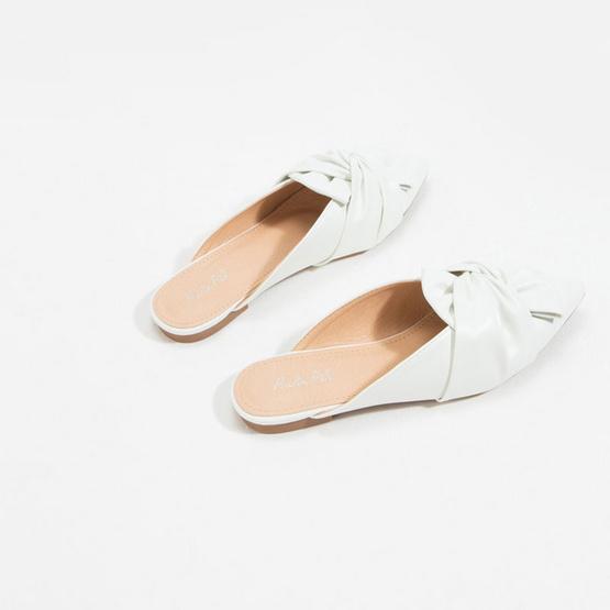MARIA PIA รองเท้า รุ่น ELAINA FLAT SANDALS M55-17831-WHT