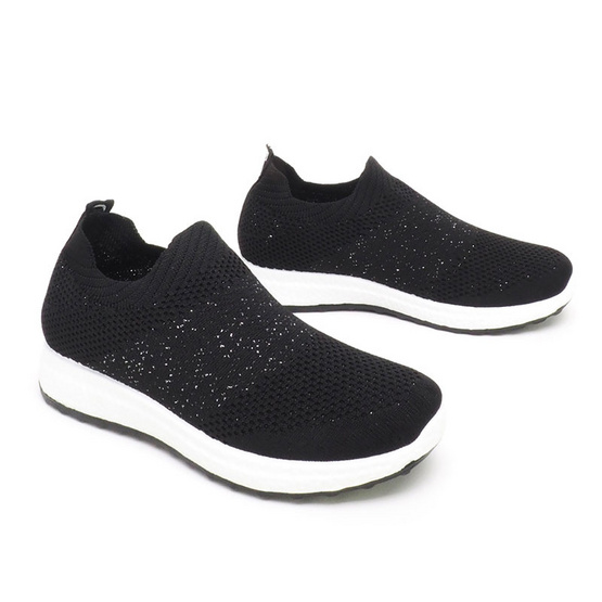 DARTE รองเท้า รุ่น SNEAKERS D53-18108-BLK