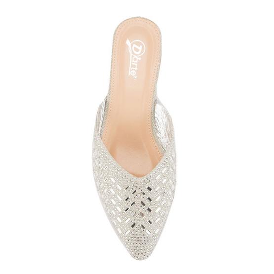 DARTE รองเท้า รุ่น SHAKIRA EVENING D55-18049-SIL