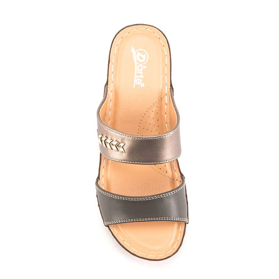 DARTE รองเท้า รุ่น COMFORT CELINA D56-18015-GRY