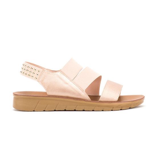 DARTE รองเท้า รุ่น PAMELA FLAT SANDALS D56-18120-PIN