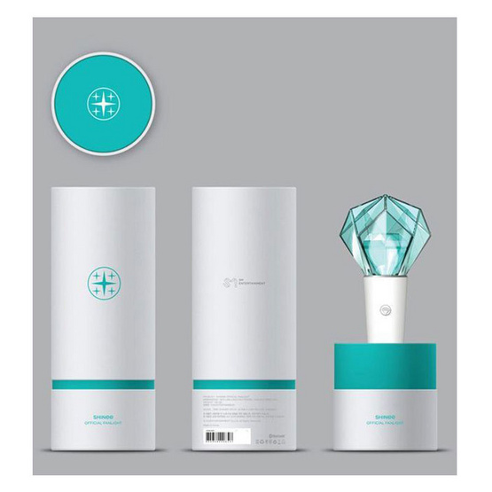 [SHINee] OFFICIAL FANLIGHT