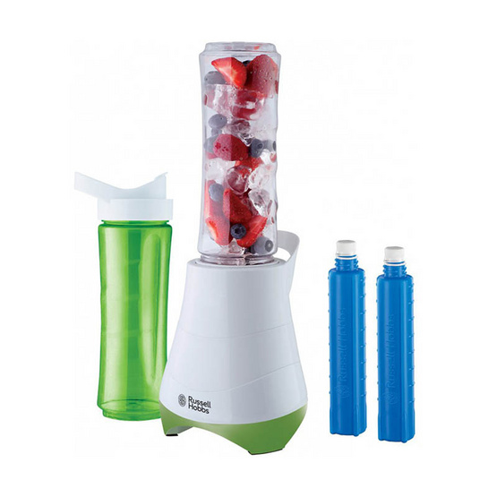 RUSSELL HOBBS เครื่องปั่น KITCHEN COLLECTION MIX AND GO รุ่น 21350-56
