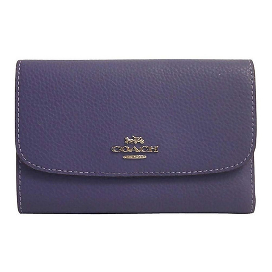 กระเป๋าสตางค์ COACH F30204 MEDIUM ENVELOPE WALLET (SVVI) [MCF30204SVVI]