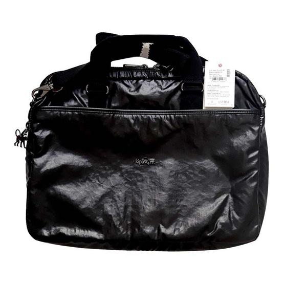 กระเป๋า Kipling Kaitlyn - Metallic Blck [MCK1649437R]