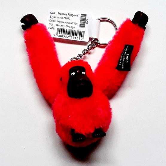พวงกุญแจ Kipling Monkeyclip M(10) - Galaxy Orange [MCK1647967T]