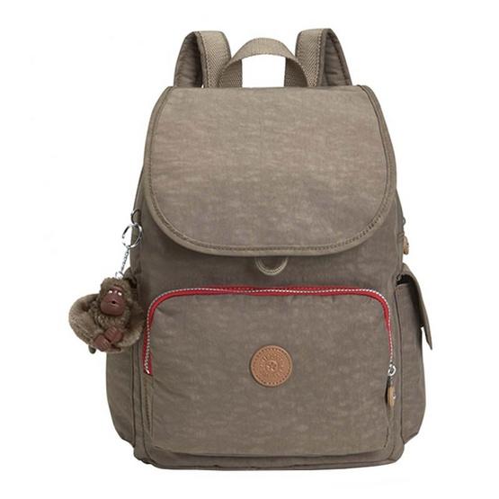 กระเป๋าเป้ Kipling City Pack - True Beige C [MCK1214722X]