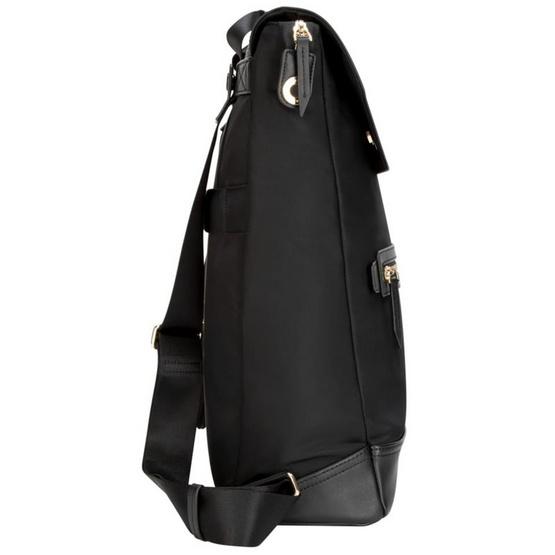 "Targus กระเป๋าโน๊ตบุ้ค 15"" Newport Convertible 2-in-1 Messenger Backpack (Fit up to 15"" Macbook Pro)"