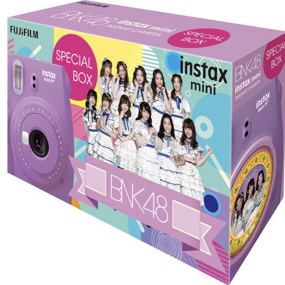 Fujifilm กล้อง Instax รุ่น Mini 9 BNK48 Edition