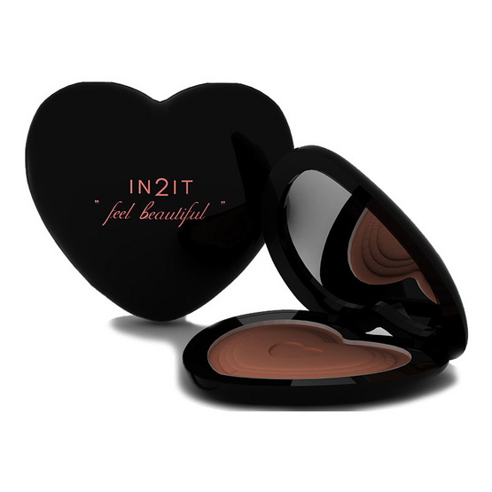 IN2IT Mini heart blush on BVB03