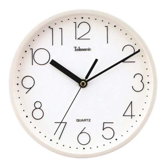 Telesonic นาฬิกาแขวนผนัง รุ่น Q8951A
