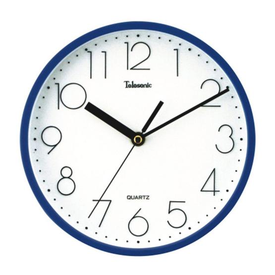 Telesonic นาฬิกาแขวนผนัง รุ่น Q8951Q