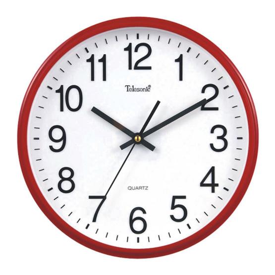 Telesonic นาฬิกาแขวนผนัง รุ่น Q0684-3