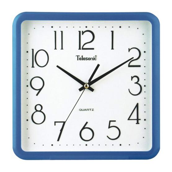 Telesonic นาฬิกาแขวนผนัง รุ่น Q3617-4