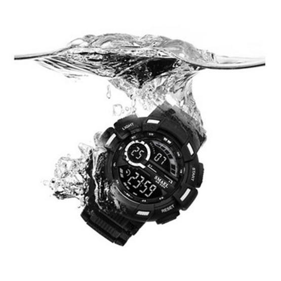 Smael นาฬิกาข้อมือผู้ชาย Sport Digital LED ฟังก์ชั่นครบ รุ่น SM1366