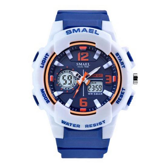 Smael นาฬิกาข้อมือผู้หญิง Sport Digital Multiple Display รุ่น SM1643