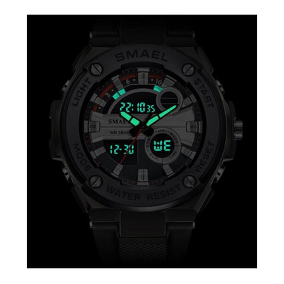 Smael นาฬิกาข้อมือผู้ชาย Sport Digital Multiple Display รุ่น SM1625