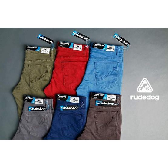 RUDEDOG กางเกงขาสั้น chillday