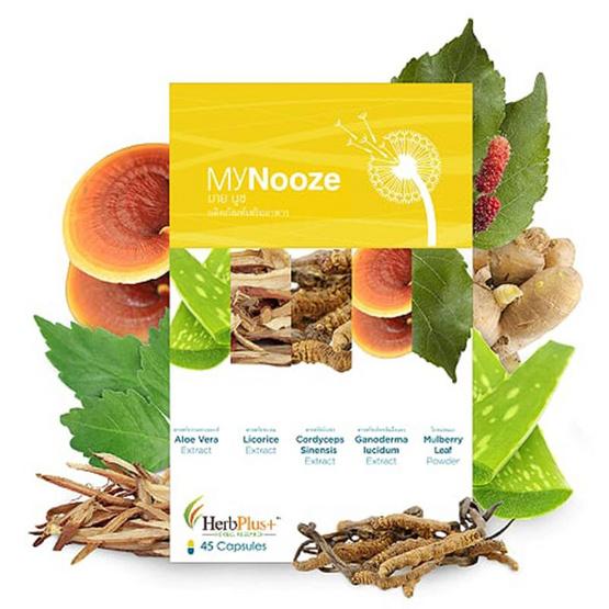 Herb Plus MyNooze (มายด์ นูซ) แพ็ค 3 กล่อง