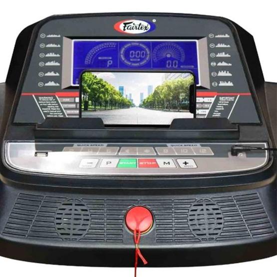 TV Direct FAIRTEX TREADMILL ลู่วิ่งไฟฟ้า 2.5 แรงม้า รุ่น AIR BAG T63E