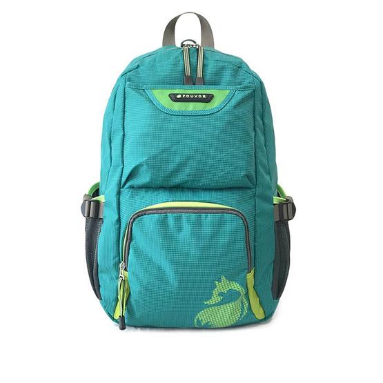FOUVOR กระเป๋าเป้ รุ่น 2717-08 สีเขียว