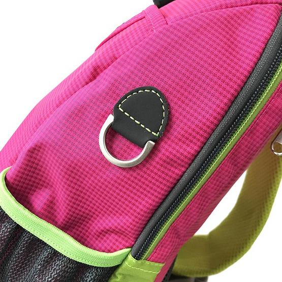 FOUVOR กระเป๋าเป้ รุ่น 2717-15 สีชมพู