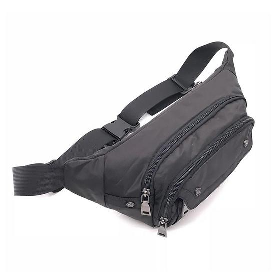 FOUVOR กระเป๋าคาดเอว รุ่น 2796-10 สีดำ