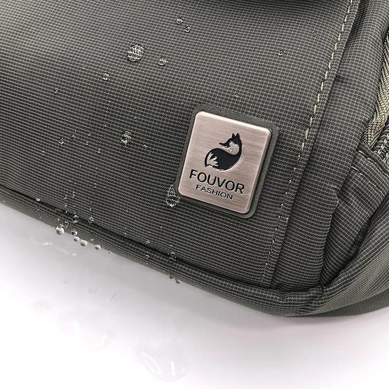FOUVOR กระเป๋าคาดเอว รุ่น 2796-10 สีเขียว