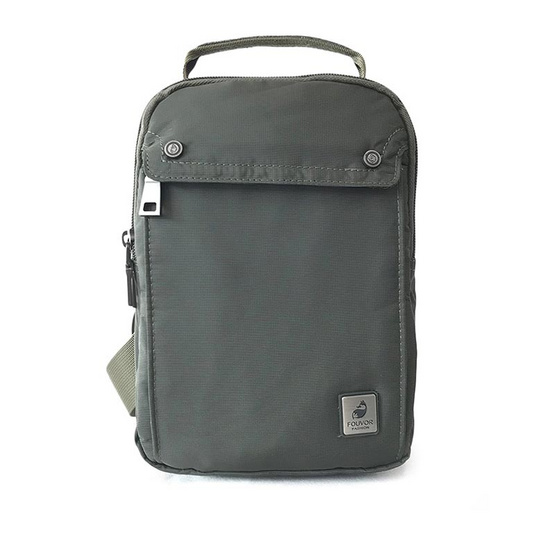 FOUVOR กระเป๋าคาดอก รุ่น 2796-12 สีเขียว