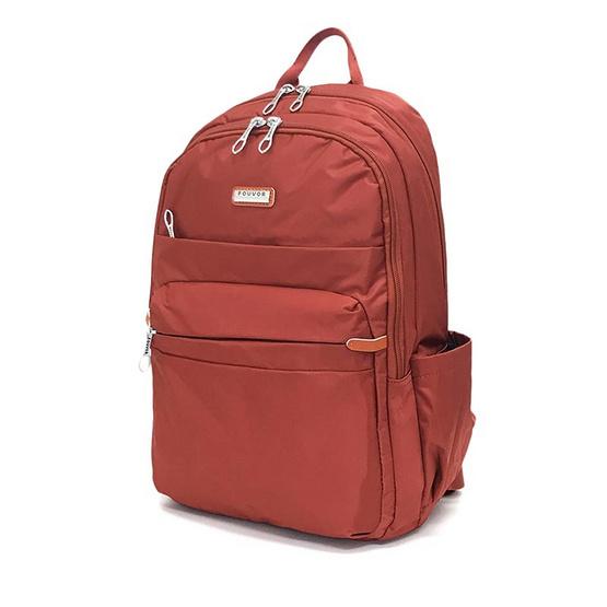 FOUVOR กระเป๋าเป้ รุ่น 2800-22 สีส้ม