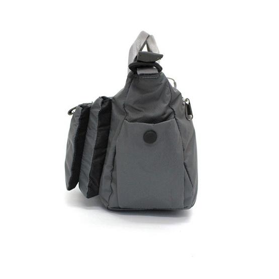 FOUVOR กระเป๋าสะพาย รุ่น 2802-01 สีเทา