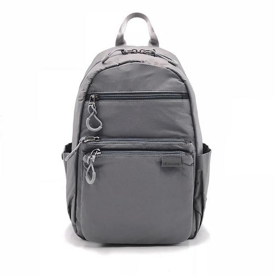 FOUVOR กระเป๋าเป้แฟชั่นรุ่น 2802-02สีเทา