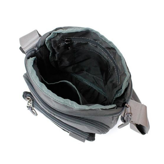 FOUVOR กระเป๋าสะพาย รุ่น 2802-04 สีเทา