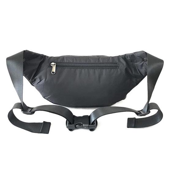 FOUVOR กระเป๋าคาดเอว รุ่น 2802-07 สีดำ