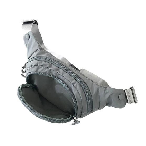 FOUVOR กระเป๋าคาดเอว รุ่น 2802-07 สีเทา
